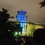 神奈川県庁のプロジェクションマッピングの感想は?混雑と時間は?