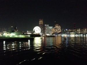 横浜のカウントダウンはクルーズで!口コミは?
