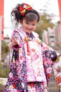 七五三の着物は購入とレンタルどっち?3歳用で安い、可愛いのを選びたい!