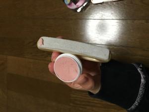 爪 研磨剤
