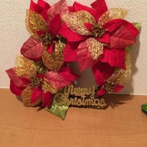 クリスマスリースの手作りで簡単な作り方を紹介!100均でできる!