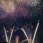 湯河原花火大会2017の見どころ!穴場と会場付近の観光スポットは?